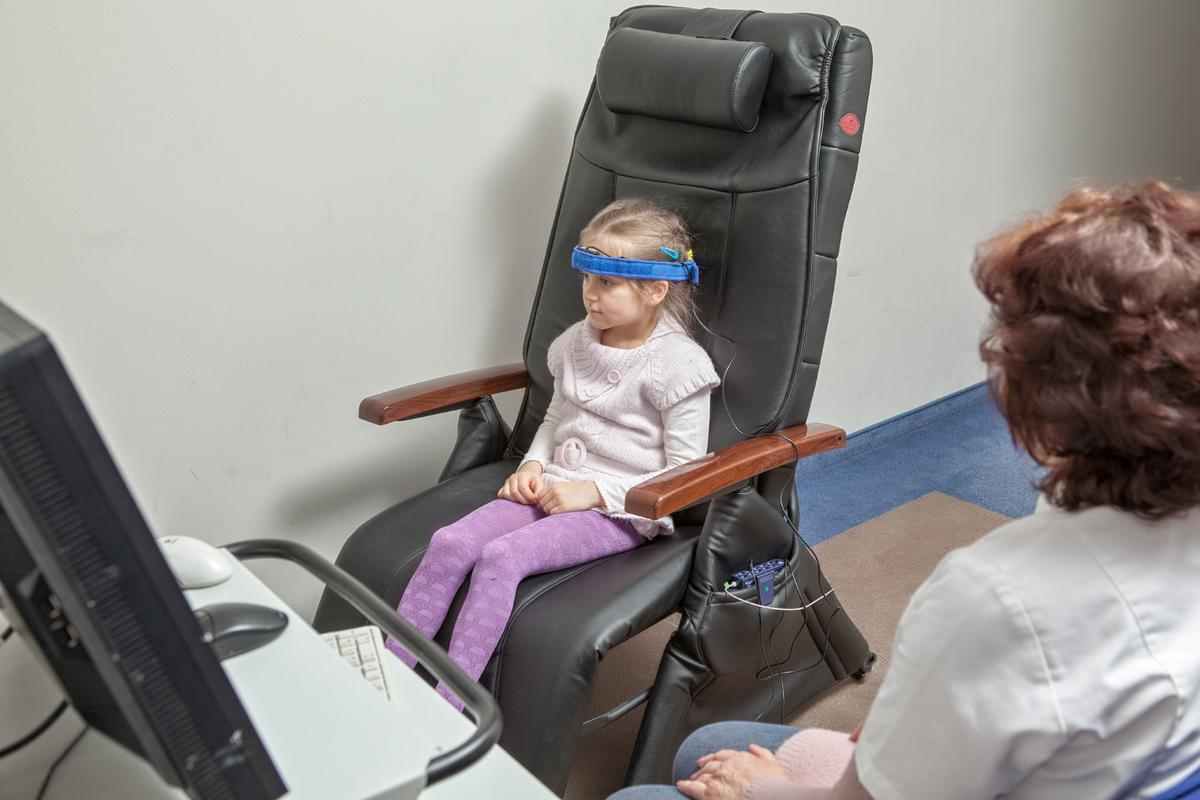 Trening HEG Biofeedback w terapii ADHD